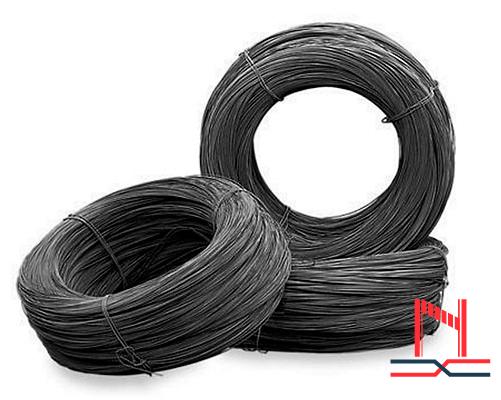 Rollos de alambre de acero