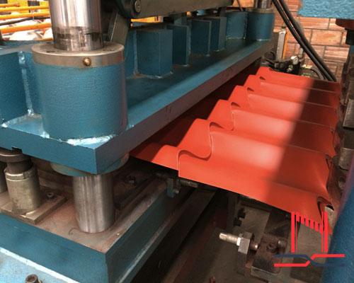 fabricación lámina galvateja