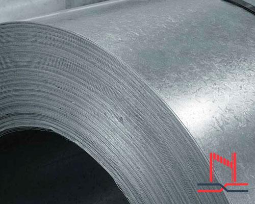 rollo de acero galvanizado