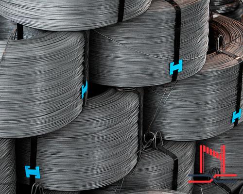 alambre de acero recocido