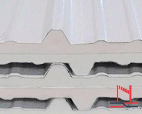 panel de acero y vinil econotecho