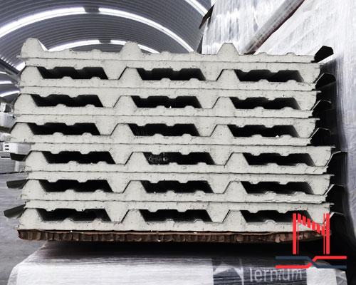 panel ternium galvatecho