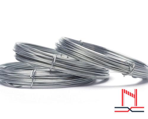 usos del alambre de acero galvanizado