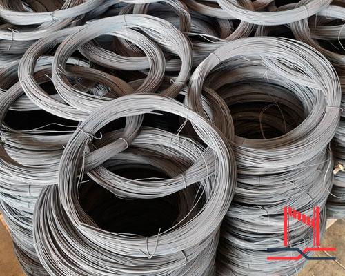 venta alambre de acero recocido